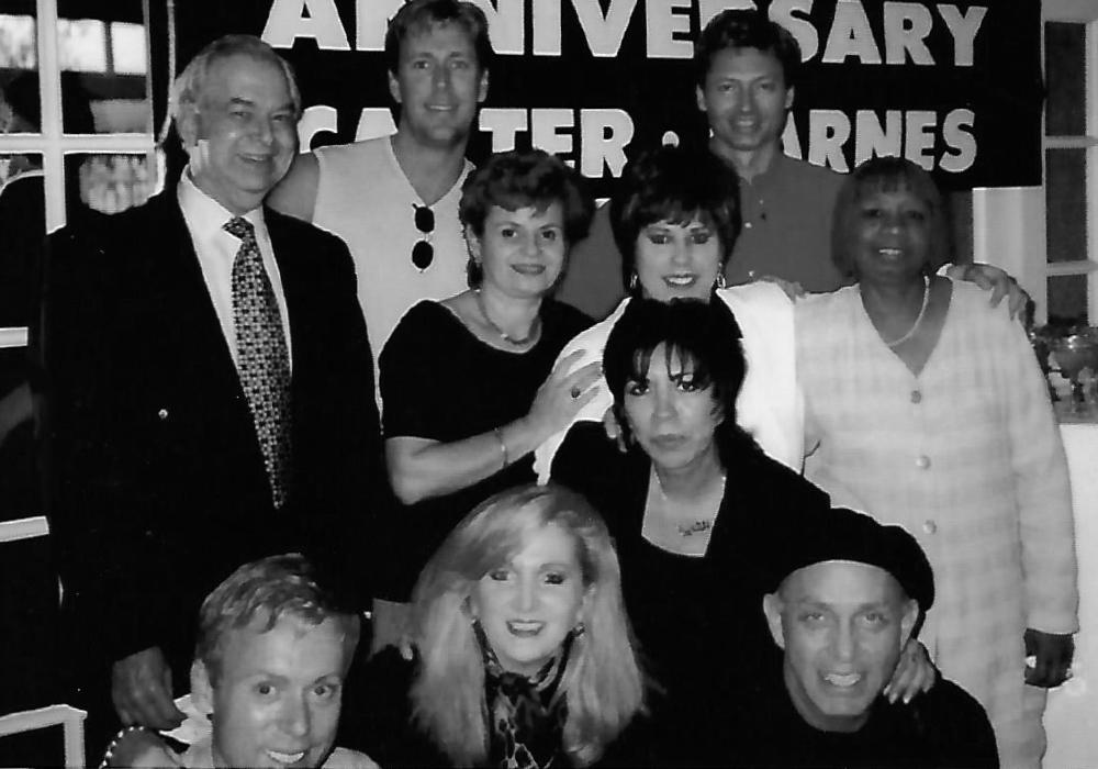 Carter Barnes 10th Anniversary Photo